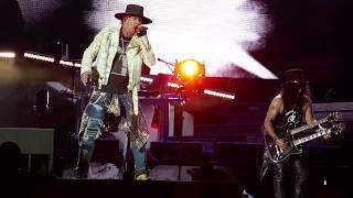 Guns N' Roses - Civil War - live at TW Classic - Werchter, Belgium 2017 (4K)