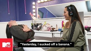 GEORDIE SHORE 14 | THE CAST PLAY THE WHISPER CHALLENGE  |  MTV UK