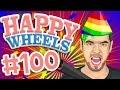 Happy Wheels - Part 100 (GRAND FINALE)