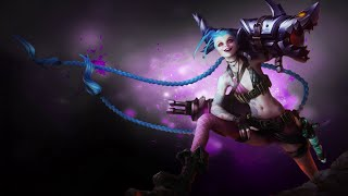 League of Legends Road to Lv30 #006 Jinx top