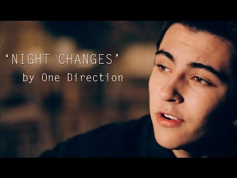 Xxx Mp4 One Direction Night Changes Cover By Kyson Facer 3gp Sex