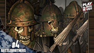 #4【SRPG】兄者の「Battle Brothers」【2BRO.】