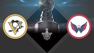 Обзор матча Питтсбург - Вашингтон / PENGUINS VS CAPITALS APRIL 27, 2017, GM 1 HIGHLIGHTS