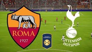 International Champions Cup 2018 - Roma Vs Tottenham - 26/07/18 - FIFA 18