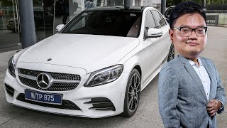 FIRST LOOK: W205 Mercedes-Benz C-Class facelift in Malaysia - C200, C300, AMG C43