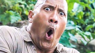 JUMANJI 2 Trailer 2 (2017) Dwayne Johnson