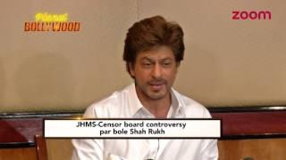 Shahrukh Khan Reacts On