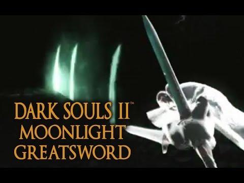 Dark Souls 2 Moonlight Greatsword Tutorial (dual wielding w/ power stance)