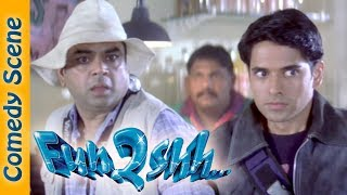 Paresh Rawal Comedy Scene - Fun2shh Comedy Movie - #IndianComedy