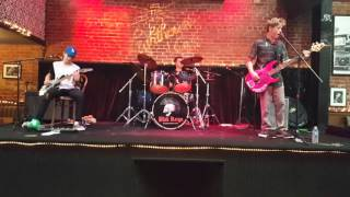 Blak Reign covers The Pretender by the Foo Fighters