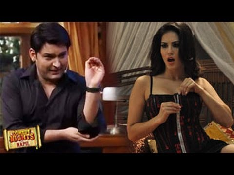 Kapil Sharma REJECTS Sunny Leone from Comedy Nights with kapil