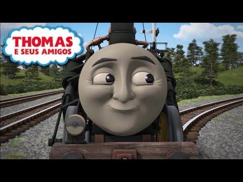 Thomas e Seus Amigos O Melhor de Stephen Compilação