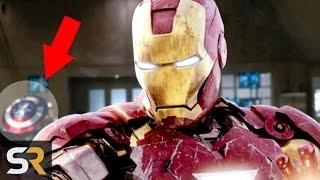 10 Hidden Details In Superhero Movies