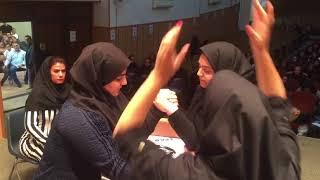 Arm Wrestling In Iran
