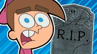 R.I.P. The Fairly Oddparents?