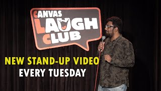 The Comedy Factory @ Canvas laugh club | Teaser
