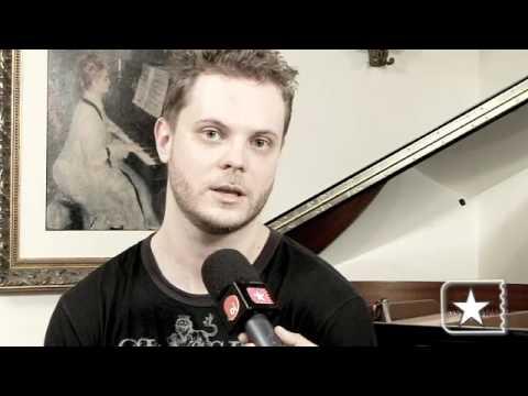 Pianista Fabricio Vinheteiro sensação do YouTube no Mão na Massa Parte 1 Showlivre