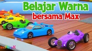 Belajar Warna Bersama MAX | Toys | Coilbook Indonesia