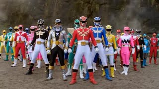 Power Rangers Super Megaforce | Batalla Legendaria| Episodio Final