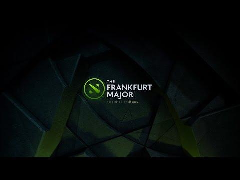 Dota2 Frankfurt Major - Day 8