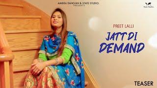 Teaser+%7C+Jatt+Di+Demand+%7C+Preet+Lalli+%7C+State+Studio