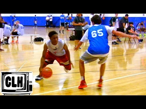 Justin Roberts NATION'S SHIFTIEST PG....that you've NEVER Heard Of #GuardMonth