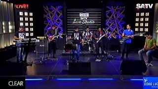 Ondhokar ghore(Paper rhyme) ||Covered by Teerondaz band || SA TV