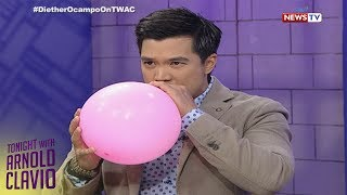 Tonight with Arnold Clavio: Helium Challenge with Diether and Igan