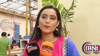 Serial Uddan   Udann Sapnon Ki    उड़ान   Colors TV Popular Show   Interview With Ragini