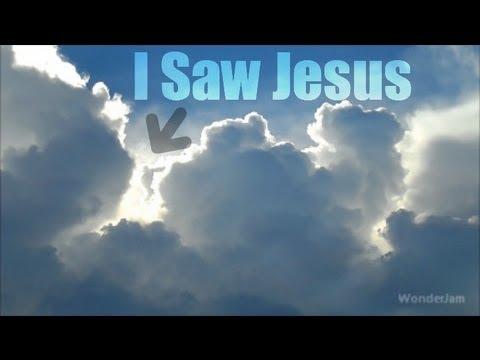 Jesus Sighting - I Saw Jesus in The Holy Grail Sept 17, 2012