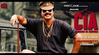 CIA teaser HD | Mammootty Rajamanikyam  version | FIRST LOOK creations
