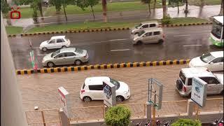 Lahore , Pakistan Raining Awesome Wather 4K Ultra HD