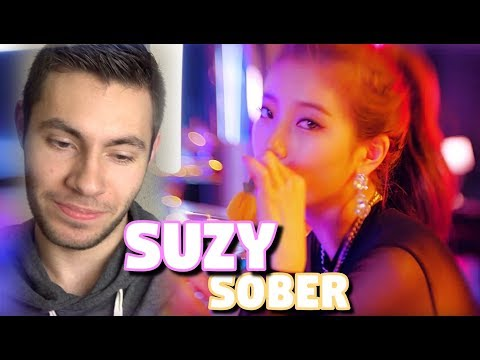 SUZY (수지) 'SObeR' MV REACTION [My Valentine!!]
