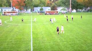 Kate O'Connor full highlighted Celina soccer game class of 2013
