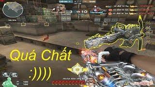 [ Bình Luận CF ] VIP Mới Gatling Gun-Infernal Dragon ( 6 Nòng VIP )