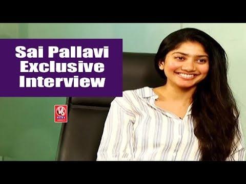 Sai Pallavi Exclusive Interview | Kanam Movie | Naga Shourya | V6 News