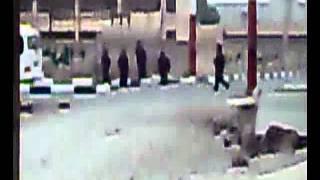 28 9 الصنمين الملثمين برفقة الشبيحه واعتقالات عشوائيه