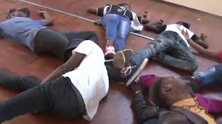 MSU Malwede Fainting Dance challenge