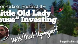 """Little Old Lady House"" Investing with Mark Updegraff 