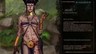 Ixchel, Mayan Goddess by Julien Papin