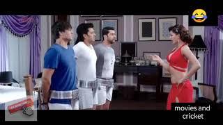 Great Grand masti full funny scene clip - urvashi rautela, ritesh Deshmukh, Vivek Oberoi
