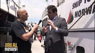 Why the Freedom Flotilla Must Sail: A Conversation with Portuguese MP Bruno Dias