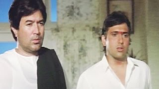 Rajesh Khanna ignored by his brothers - Swarg, Scene 7/14