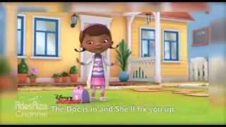 Doc McStuffins Theme Song Lyrics - Kids Song Channel