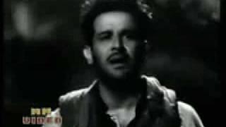 Film Dillagi Year 1949 Naushad/Rafi Sahab song tere kuche mein armanon ke duniya