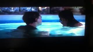 Romeo and Juliet Pool scene