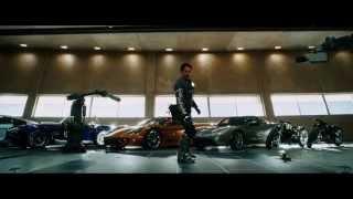 Iron Man 1 - Commençons En Douceur (Scène Culte)