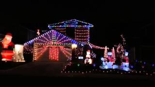 Weena's festival of lights in laguna hills ca