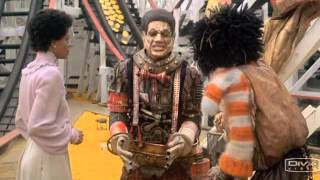 The Wiz - Tin Man Crying Teeny