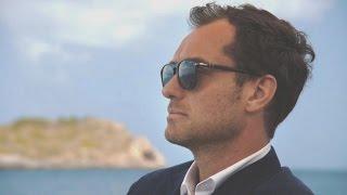 Johnnie Walker Blue Label / Presents Jude Law in